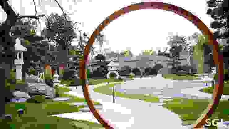 GÓC NHÌN CHÍNH bởi SGL LANDSCAPE ARCHITECTURE CO.,LTD Châu Á