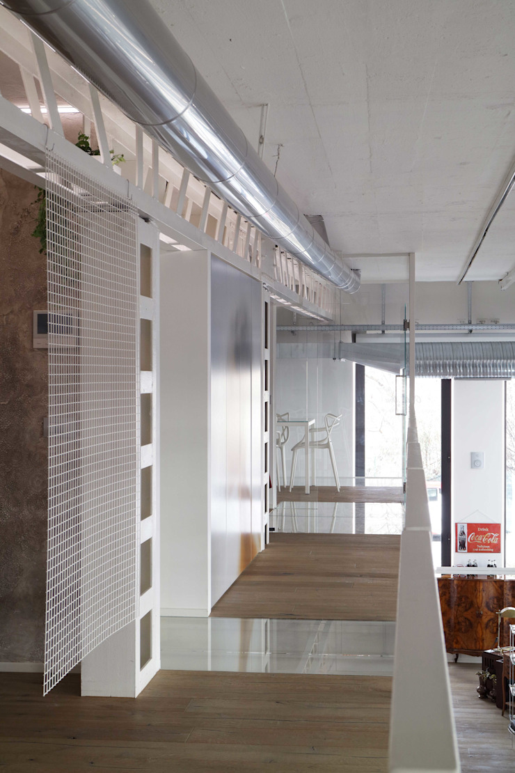 viemme61 Industrial style offices & stores