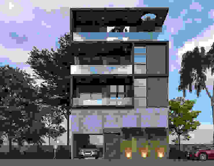 Proyecto residencial Palmira AR216 Casas multifamiliares