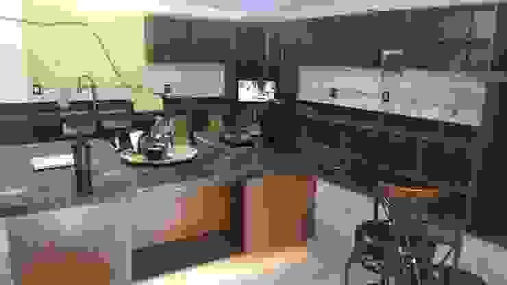 Remodelación Casa Ocotepec, Morelos de AR216