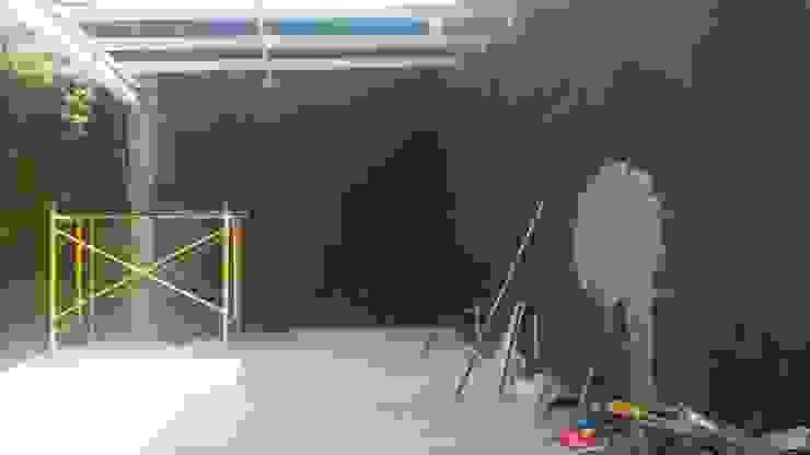 Remodelación Casa Ocotepec, Morelos de AR216 Moderno