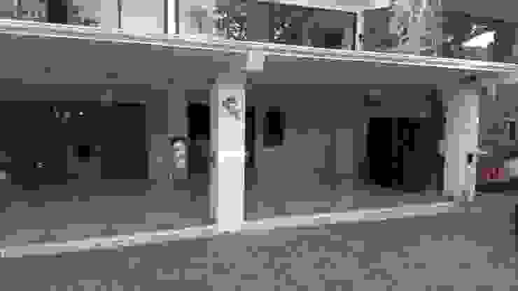 Remodelación Casa Ocotepec, Morelos Bodegas modernas de AR216 Moderno