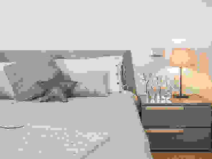 HOME STAGING Mirna Casadei Home Staging Camera da letto moderna
