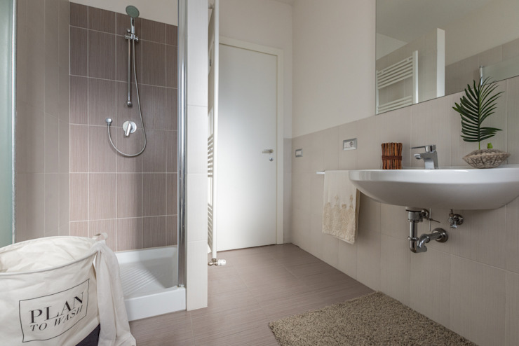 HOME STAGING Mirna Casadei Home Staging Bagno moderno