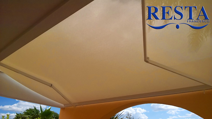 Resta Francesco Windows & doors Curtains & drapes Textile Yellow
