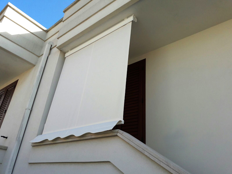 Resta Francesco Windows & doors Curtains & drapes Textile White