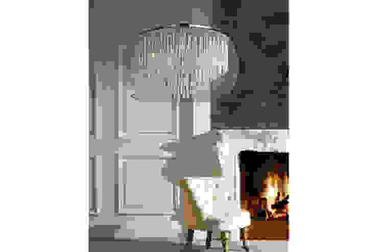Designer single pendant ceiling light REGO with crystals 根據 Luxury Chandelier 現代風 玻璃