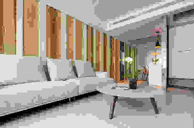 靜謐禪風-安居時光 根據 森活館室內裝修有限公司 現代風