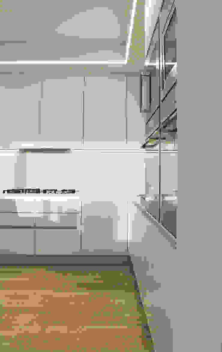 Cucina attrezzata Cucina minimalista di viemme61 Minimalista