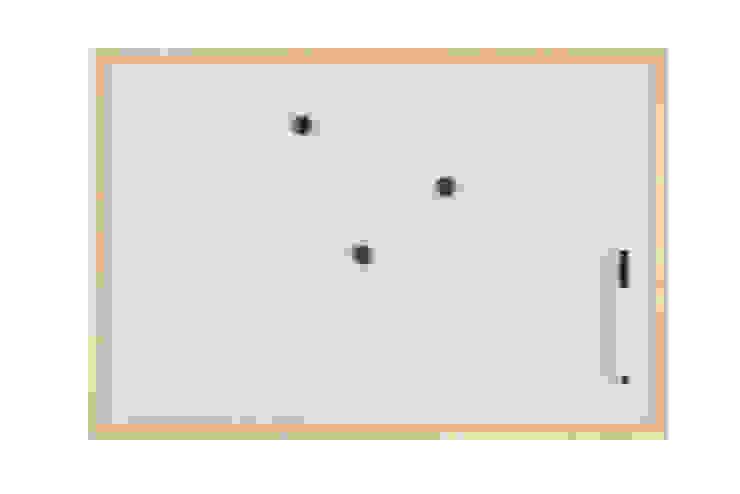 Pizarra magnética Go4cork Oficinas y tiendas Corcho