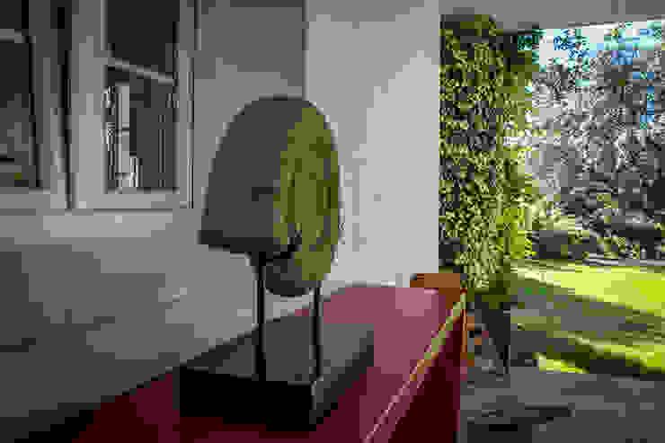 Decoración exterior de Otto Medem Arquitecto vanguardista en Madrid Clásico