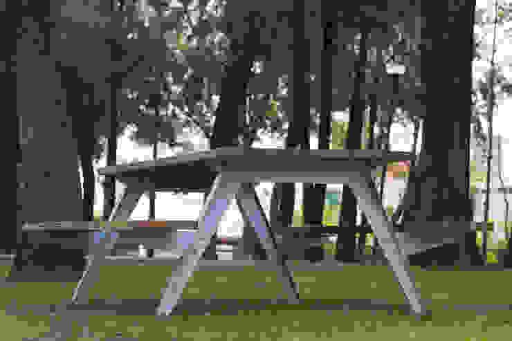 Mesas de Picnic BKT mobiliario urbano JardinesMobiliario