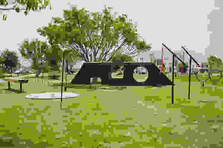 Parque para Perros BKT mobiliario urbano JardinesMobiliario