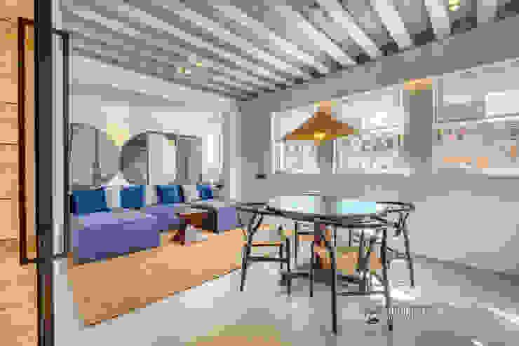 La Barceloneta en su interior... Hoteles de estilo mediterráneo de Carlos Sánchez Pereyra | Artitecture Photo | Fotógrafo Mediterráneo