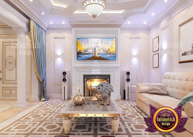 Luxury Pieces and the Proper Usage of Materials by Luxury Antonovich Design