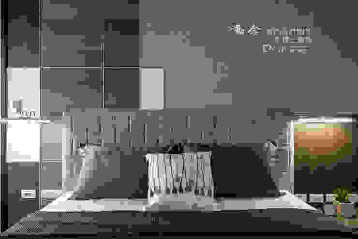 主臥室床頭 根據 木博士團隊/動念室內設計制作 現代風