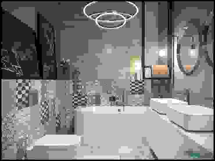 GACKOWSKA DESIGN Moderne Badezimmer