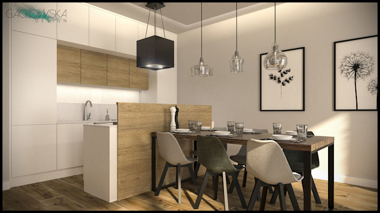 GACKOWSKA DESIGN Küchenzeile