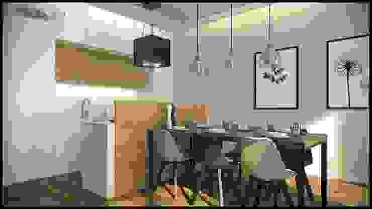 GACKOWSKA DESIGN Unit dapur