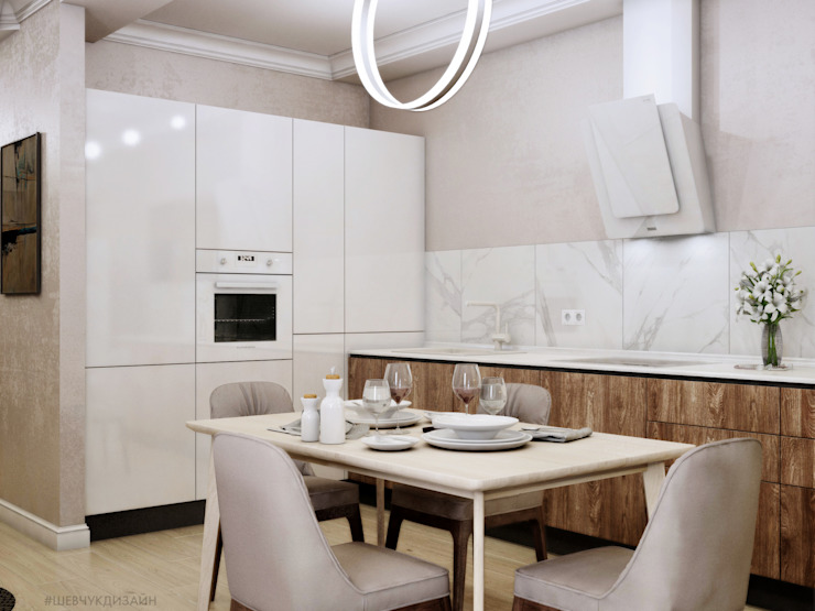 Order Interior Minimalist kitchen