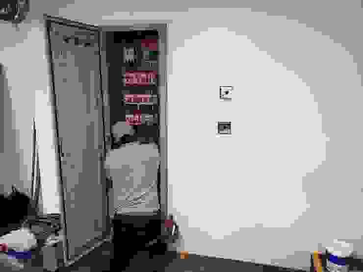 Instalación domótica en tablero principal de Control and Automation Solutions SpA -ControlAS