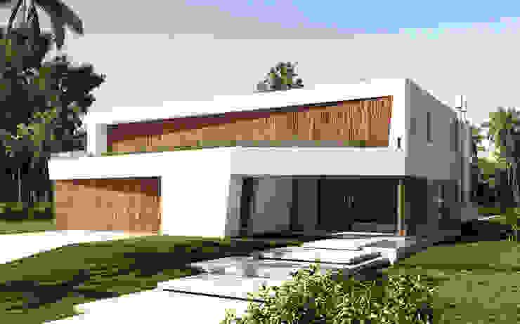Maximiliano Lago Arquitectura - Estudio Azteca Case moderne