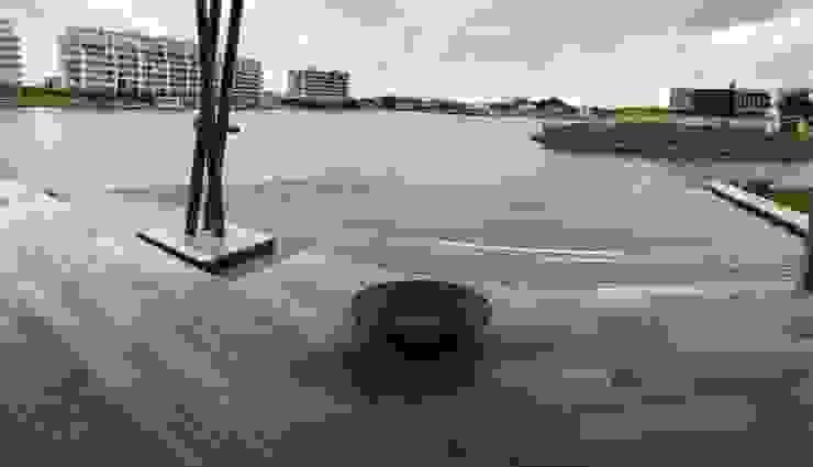 Maximiliano Lago Arquitectura - Estudio Azteca Pool