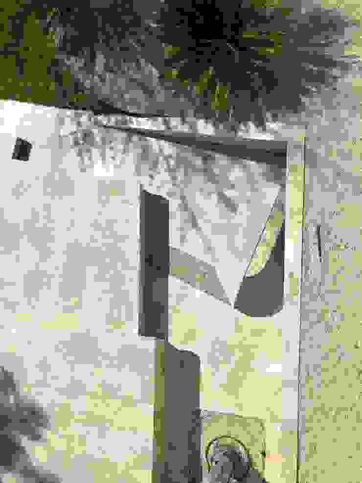 Maximiliano Lago Arquitectura - Estudio Azteca Stairs
