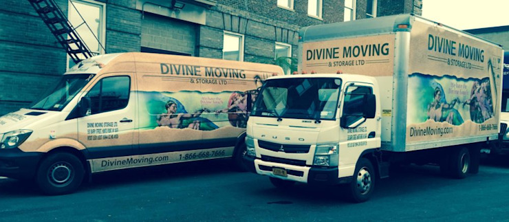 by Divine Moving and Storage NYC 클래식
