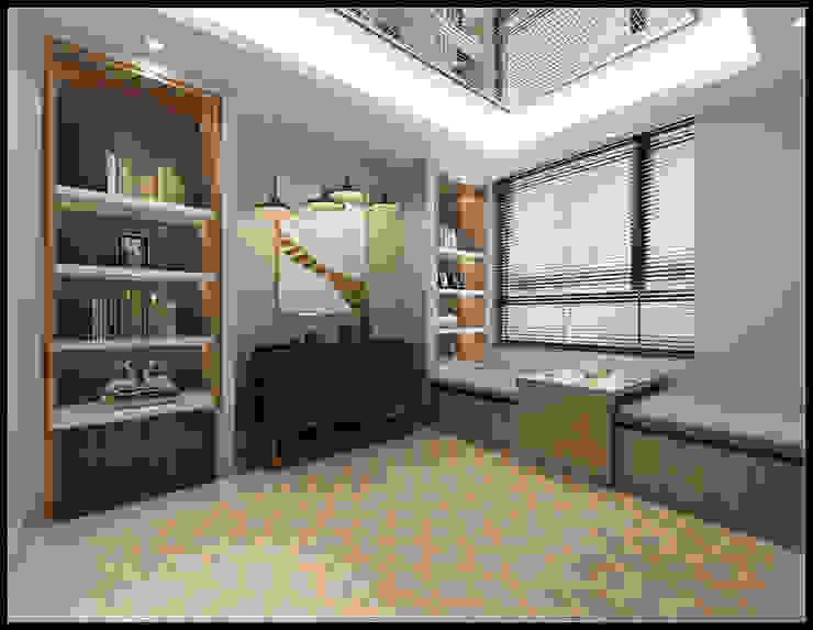 台北市士林李公館 根據 立騰空間設計 古典風