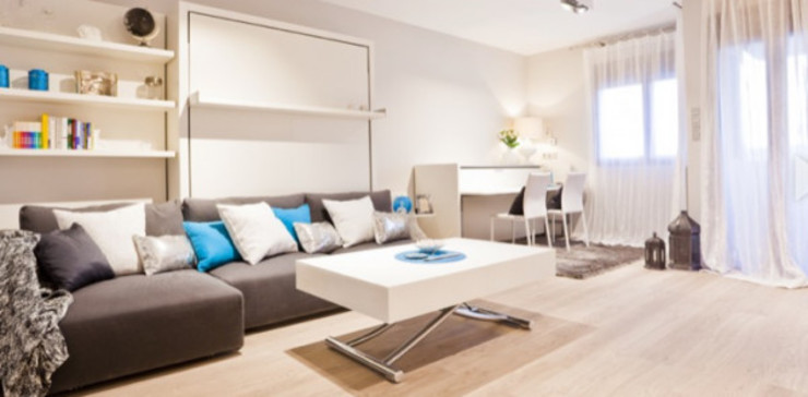 Soluciones domóticas KNX al alcance del bolsillo de Domonova Soluciones Tecnológicas para tu vivienda en Madrid Moderno