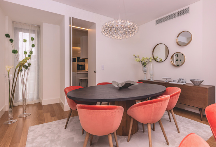 Modern Dining Room by FEMMA Interior Design Modern