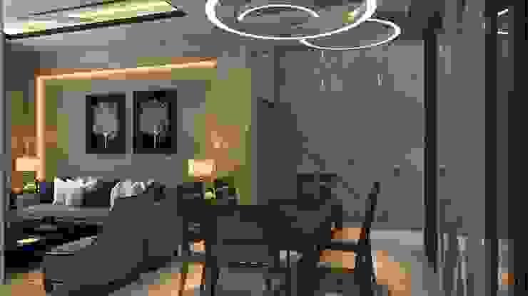 Dining Area Manglam Decor Modern living room