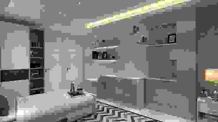 Room Design Manglam Decor Modern style bedroom