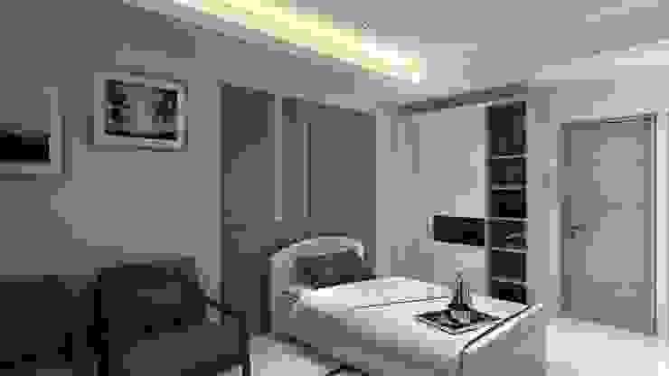 Bedroom Manglam Decor Modern style bedroom