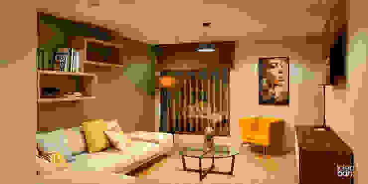 Casa Nenaxi: Salas de estilo  por IdeaBang, Moderno