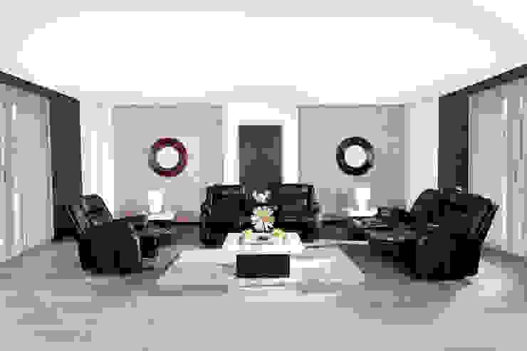 Muebles Dico, una marca mexicana que es más que muebles Salones modernos de Muebles Dico Moderno