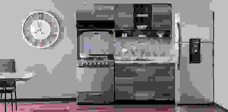 Muebles Dico, una marca mexicana que es más que muebles: Cocinas equipadas de estilo  por Muebles Dico, Moderno