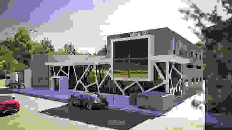 3D Studio & Design | Arquitectura | Desenho | Render Commercial Spaces