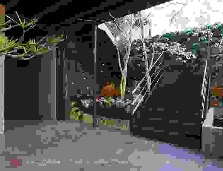 Thiết kế nội thất quán Ecopark Saigon Coffee & Restaurant bởi Thiết Kế Nội Thất - ARTBOX Hiện đại