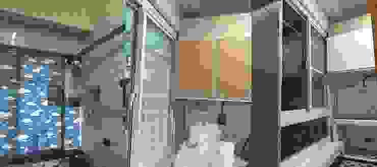 廚房收納櫃 根據 業傑室內設計