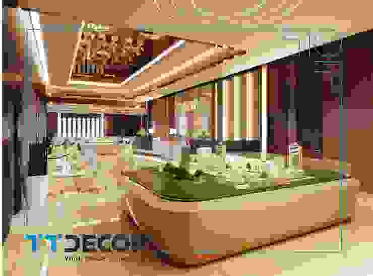 Himlam Vĩnh Tuy bởi Công ty CP Trang Trí Nội Thất Tín Trung Hiện đại Gỗ Wood effect