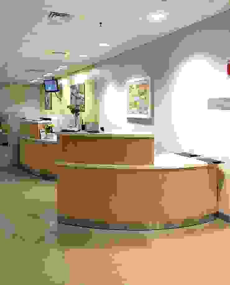 consultorio dental de CORIAN