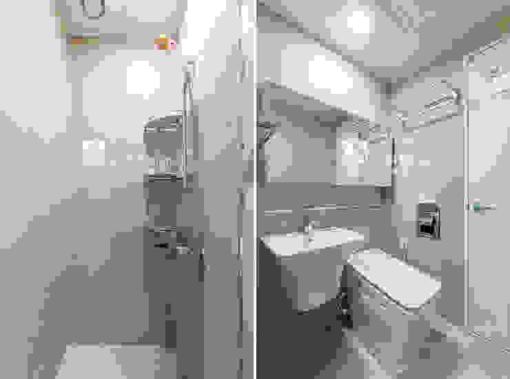 Salle de bain moderne par 곤디자인 (GON Design) Moderne