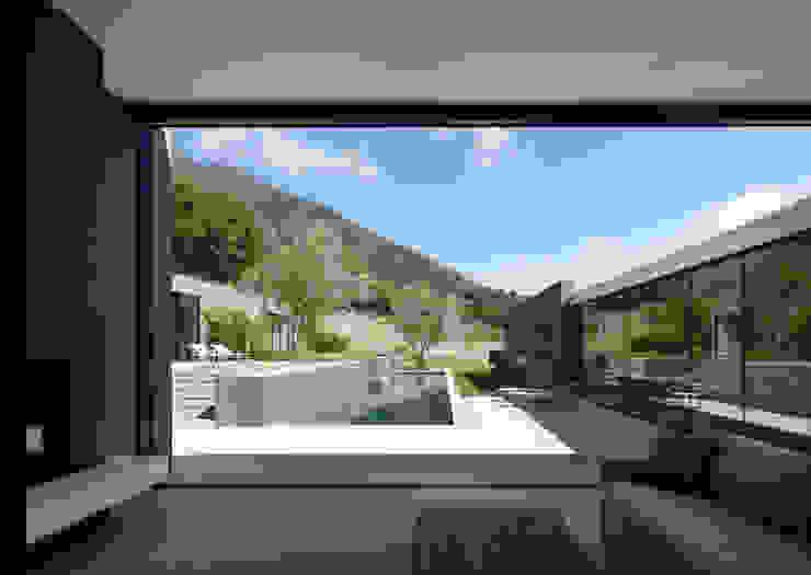 Im Jura Moderner Balkon, Veranda & Terrasse von Ecologic City Garden - Paul Marie Creation Modern