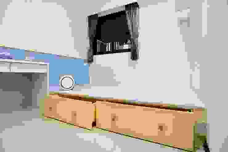 ที่เรียบง่าย  โดย 藏私系統傢俱, มินิมัล