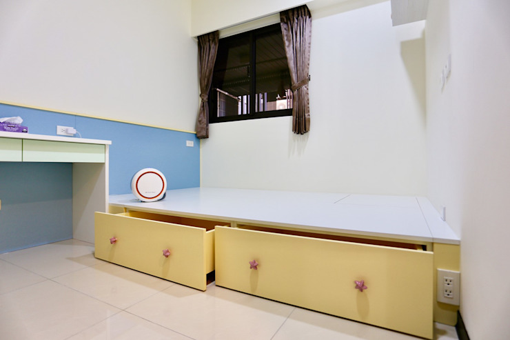 藏私系統傢俱 KinderkamerBedden en wiegen