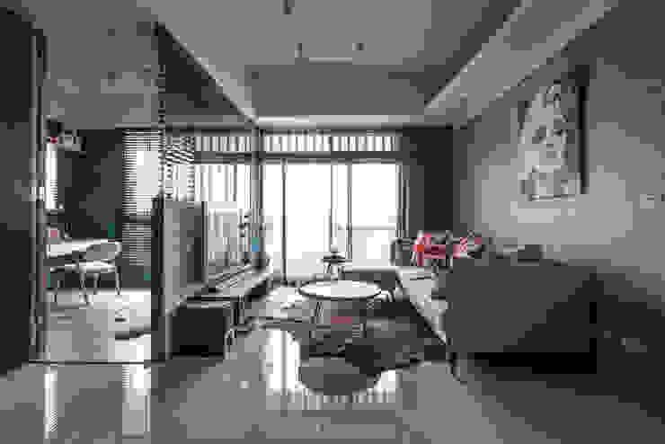客廳 你你空間設計 飯店