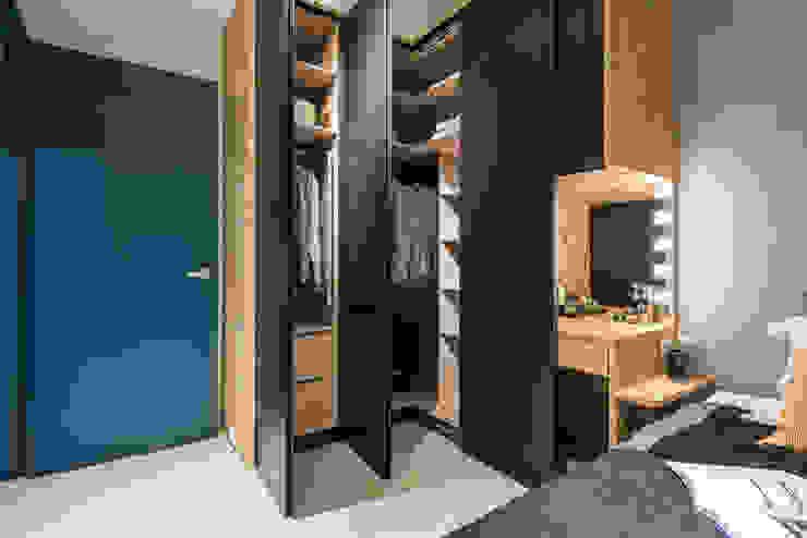 衣櫃 根據 你你空間設計 工業風
