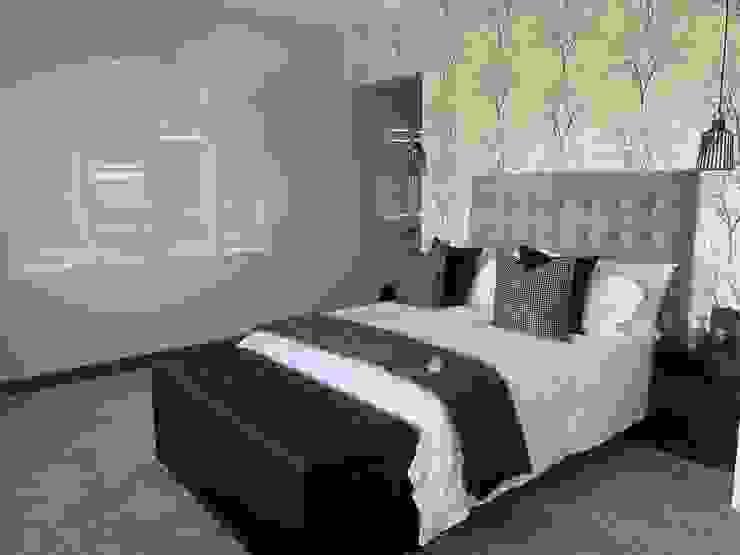 Bedroom Modern Bedroom by CS DESIGN Modern